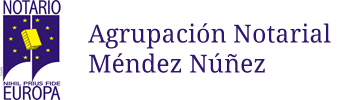 Agrupación Notarial Méndez Núñez